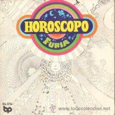 Discos de vinilo: FURIA HOROSCOPO / VUELVO AL HOGAR. Lote 24762176