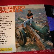 Discos de vinilo: SHEGUNDO GALARZA Y SU CONJUNTO LP 1966 BELTER VERSION BEATLES RARO. Lote 27568091