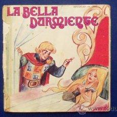 Discos de vinilo: SINGLE CUENTO LA BELLA DURMIENTE - AÑO 1971. Lote 24772391