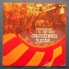 Discos de vinilo: BERANRDINO Y SON GRUP - AÑO 1976. Lote 24773033