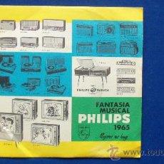 "Discos de vinilo: FRANCO ET LES ""G 5 "" - AÑOS 50-60. Lote 24776924"