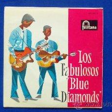 Discos de vinilo: LOS BLUE DIAMONDS CON JACK BULTERMAN - AÑO 1961. Lote 24777017