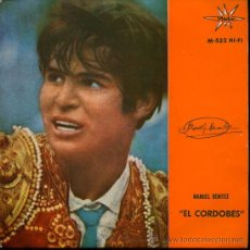 Dischi in vinile: ORQUESTA MARFER - EL CORDOBÉS / PIROPOS Y COPLAS / BORRIQUILLO RETOZÓN / MIRA LO QUE TENGO - EP 1964. Lote 24831187