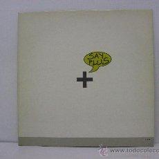 Discos de vinilo: SAY PLUS - MAXI SINGLE - CANAL PLUS 1990. Lote 24823701