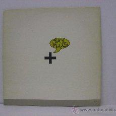 Discos de vinilo: SAY PLUS - MAXI SINGLE - CANAL PLUS 1990. Lote 24823776