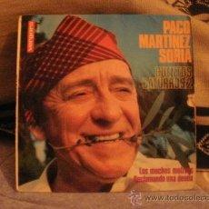 Discos de vinilo: PACO MARTÍNEZ SORIA CUENTOS BATURROS 2. Lote 24872301