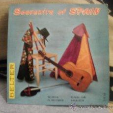 Discos de vinilo: SOUVENIR OF SPAIN. Lote 24872617
