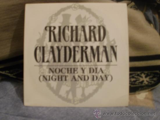 RICHARD CLAYDERMAN NOCHE Y DIA NIGHT AND DAY (Música - Discos - LP Vinilo - Clásica, Ópera, Zarzuela y Marchas)