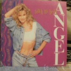 Discos de vinilo: ANGEL TOUCH MY HEART (SIN DISCO, SOLAMENTE LA PORTADA). Lote 35716885