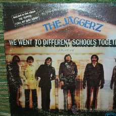 Discos de vinilo: THE JAGGERZ LP -WE WENT TO DIFFERENT SCHOOLS TOGETHER-ORIGINAL U.S.A. - KAMASUTRA 1970.. Lote 26392237