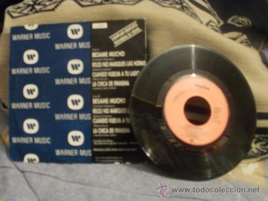 Discos de vinilo: RICHARD CLAYDERMAN Besame mucho - Foto 2 - 24876032