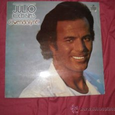 Discos de vinilo: JULIO IGLESIAS LP QWENDOLYNE 1970 COLUMBIA SPA VER FOTO ADICIONAL. Lote 29958072
