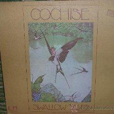 Discos de vinilo: COCHISE-SWALLOW TALES LP - ORIGINAL U.S.A. - UNITED ARTIST 1971 - CARPETA PROMOCIONAL-. Lote 26416414