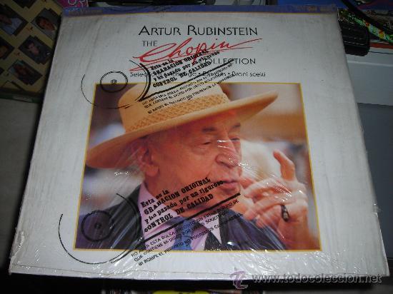 Arthur Rubinstein The Chopin Collection  ENVÍO GRATIS