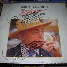 Discos de vinilo: ARTHUR RUBINSTEIN THE CHOPIN COLLECTION. ENVÍO GRATIS.. Lote 24983892