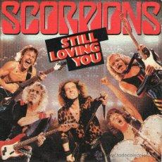 Discos de vinilo: SINGLE - SCORPIONS -