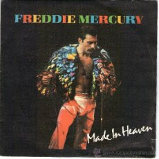 Discos de vinilo: SINGLE - FREDDIE MERCURY -