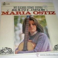 Discos de vinilo: MARIA OSTIZ. Lote 25510660