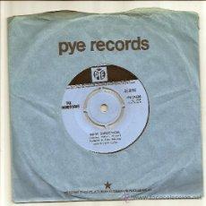 Discos de vinilo: THE FOUNDATIONS ,PYE 1968- NEW DIRECTION / BUILD ME UP BUTTERCUP. Lote 45285137