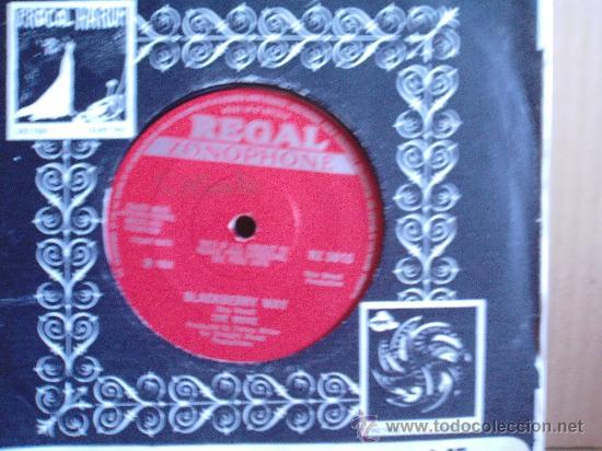 THE MOVE --- BLACKBERRY WAY (Música - Discos - Singles Vinilo - Pop - Rock Extranjero de los 50 y 60)