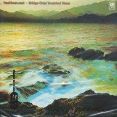 Discos de vinilo: PUENTE SOBRE AGUAS TURBULENTAS - PAUL DESMOND CBS 1977. Lote 25048283