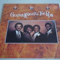 Discos de vinilo: GLADYS KNIGHT & THE PIPS ( THE BEST OF GLADYS KNIGHT & THE PIPS ) 1988-GERMANY LP33 BUDDAH RECORDS. Lote 24994559