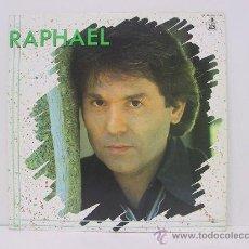 Discos de vinilo: RAPHAEL - LE LLAMAN JESUS... - DOBLE LP - HISPAVOX 1984. Lote 25002405