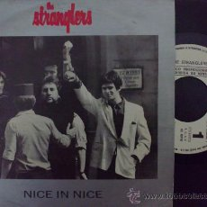 Discos de vinilo: STRANGLERS NICE IN NICE - SINGLE ESPAÑOL PROMOCIONAL. Lote 26421873