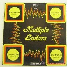 Discos de vinilo: MULTIPLE GUITARS - LES THATCHER - ASTOR - QUAD QS3. Lote 27430562