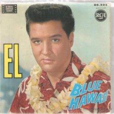 Discos de vinilo: EP ELVIS PRESLEY - NO MORE ( LA PALOMA ) + 3. Lote 25060425