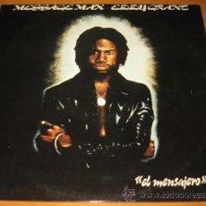 Discos de vinil: EDDY GRANT - MESSAGE MAN ( EL MENSAJERO ) - LP - ICE 1980 SPAIN 17.2050. Lote 25061010