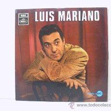 Discos de vinilo: LUIS MARIANO - VIOLETAS IMPERIALES... - EMI REGAL 1968. Lote 25069289