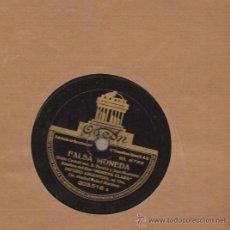 Discos de vinilo: 2 DISCOS IMPERIO ARGENTINA: FALSA MONEDA + AYER SE LA LLEVARON. Lote 25070517