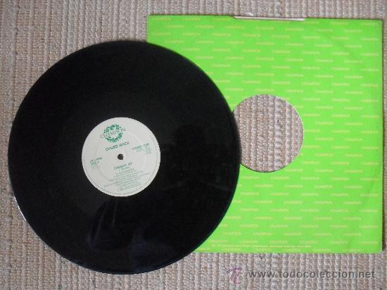 CHUBB ROCK Y HOWIE TEE, MAXI SINGLE 33 RPM , CAUGHT UP (Música - Discos de Vinilo - Maxi Singles - Country y Folk)