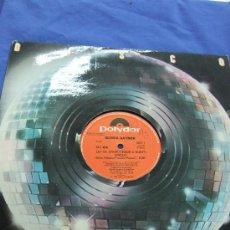 Discos de vinilo: GLORIA GAYNOR - SINGLE PROMOCIONAL 1979 POLYDOR - TAMAÑO LP - LET ME KNOW (I HAVE A RIGHT). Lote 25091686