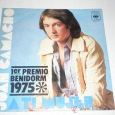 Discos de vinilo: SINGLE VINILO. Lote 26536940