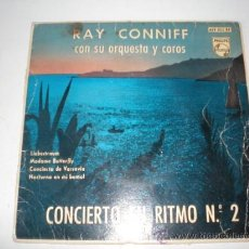 Discos de vinilo: SINGLE VINILO RAY CONNIF. Lote 26566885