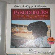 Discos de vinilo: PASODOBLES EN VINILO. Lote 26517848
