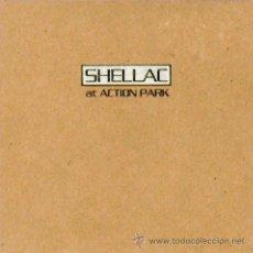 Discos de vinilo: LP SHELLAC AT ACTION PARK STEVE ALBINI VINILO. Lote 25108087