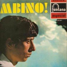 Discos de vinilo: RARISIMO LP DE BAMBINO: CANTA BAMBINO PICCOLINO, EL PECADOR, POBRE DEL POBRE, ETC . Lote 25109320