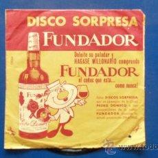 Discos de vinilo: CANCION NORTEAMERICANA - 4 CANTANTES - AÑO 1964. Lote 25110136