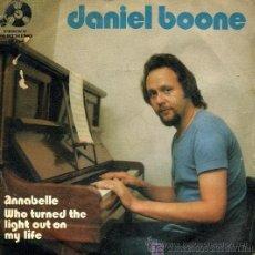 Discos de vinilo: DANIEL BOONE - ANNABELLE - 1979. Lote 25121952