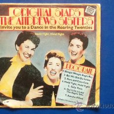 Disques de vinyle: THE ANDREWS SISTERS - AÑO 1983. Lote 25122305