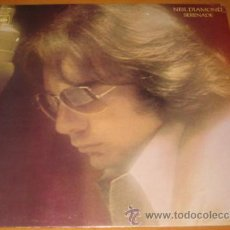 Discos de vinilo: NEIL DIAMOND - SERENADE - LP - CBS 1974 UK AL 32919 - VINILO N MINT. Lote 25124078