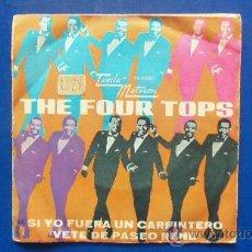 Discos de vinilo: THE FOUR TOPS - AÑOS 60. Lote 25124542