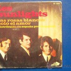 Discos de vinilo: LES SUNLIGHTS - AÑO 1968. Lote 25124723