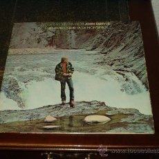 Discos de vinilo: JOHN DENVER LP ROCKY MOUNTAIN HIGH. Lote 25128799