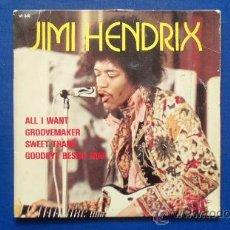 Discos de vinilo: JIMI HENDRIX - ¿ AÑO ?. Lote 25131856