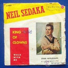 Discos de vinilo: NEIL SEDAKA - AÑO 1962. Lote 25143810