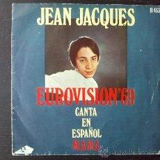 Discos de vinilo: JEAN JACQUES - CANTA EN ESPAÑOL - MAMA - SINGLE VINILO 7. Lote 25199506
